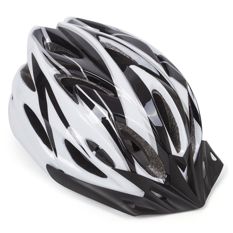hoaey adulto ajustable casco para bicicleta de montaña bicicleta de carretera ciclismo