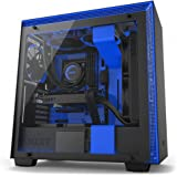 NZXT H700i Mid-Tower Computer Case White/Black CA-H700W-WB