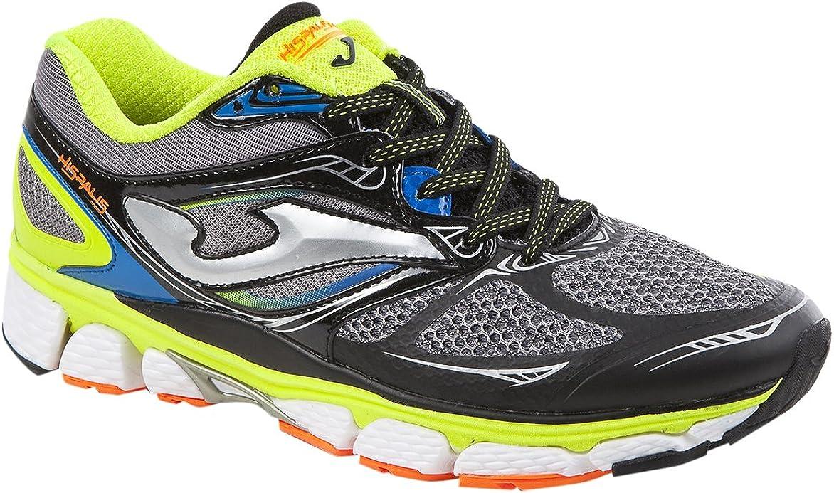 JOMA Hispalis, Zapatillas de Running para Hombre, Gris (Grey), 42 ...