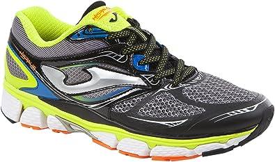 JOMA Hispalis, Zapatillas de Running para Hombre, Gris (Grey), 42 EU: Amazon.es: Zapatos y complementos