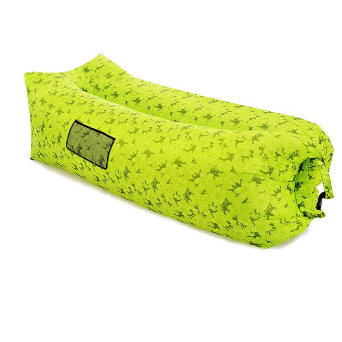 LQQAZY Portable Faltender Fauler Aufblasbarer Bettstrand des Im Freien Kampierenden Starken Wasserdichten Luft-Sofastases
