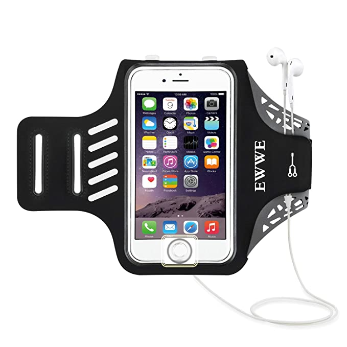 Amazon.com: Armband - Soporte para brazo -0822: Cell Phones ...