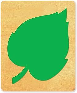 Ellison Birch Leaf SureCut Die 13801-LG, 5 7/8