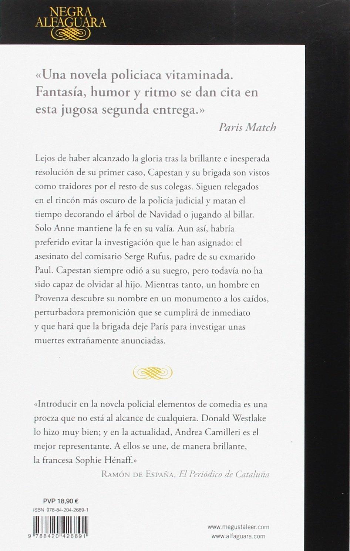Aviso de muerte (Anne Capestan 2): Amazon.es: Hénaff, Sophie ...