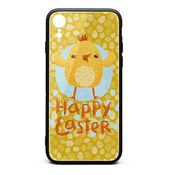 Amazon com: Happy Easter Egg Phone Case for iPhone Xr Best
