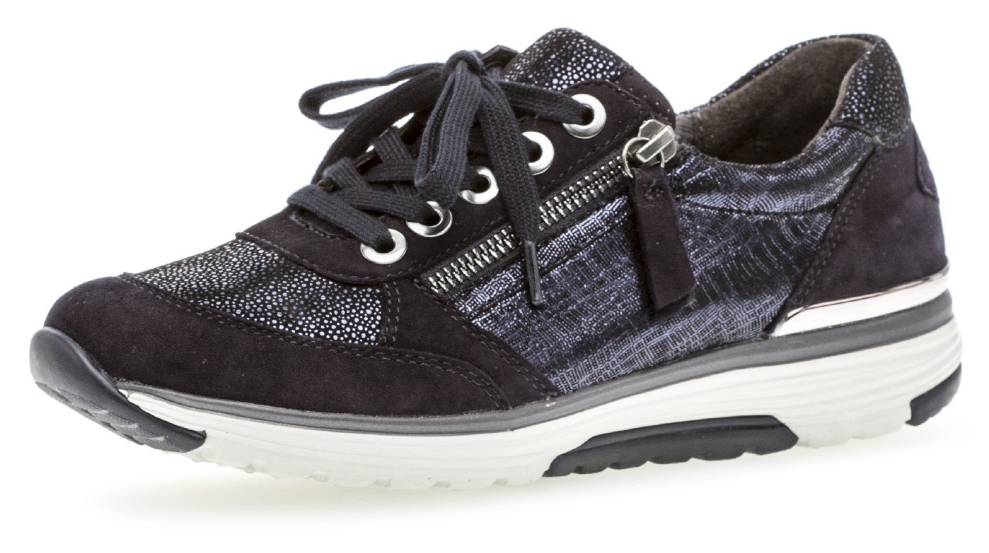 Gabor Zapatos de Cordones Para Mujer 37.5 EU|Azul
