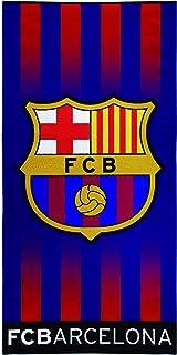FC Barcelona - Pijama corto para niño - Producto oficial  Amazon.es ... 02091342fee