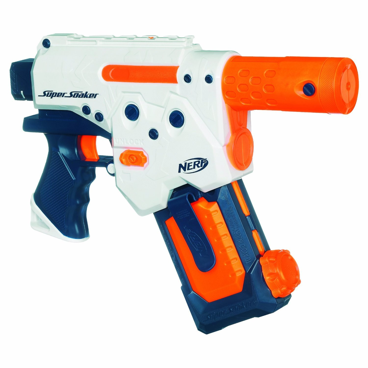 Nerf has long been known for making some of the most impressive toy  weaponry kids can buy, but its foam dart blasters aren't exactly known for  their power ...
