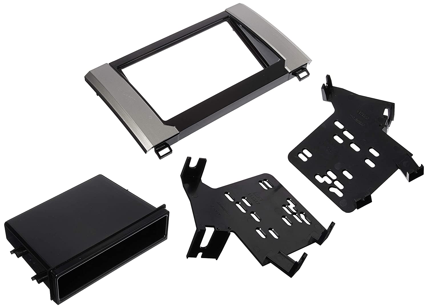 Metra Silver 99-8252 Mounting Kit for Toyota Tundra 2014 & Up