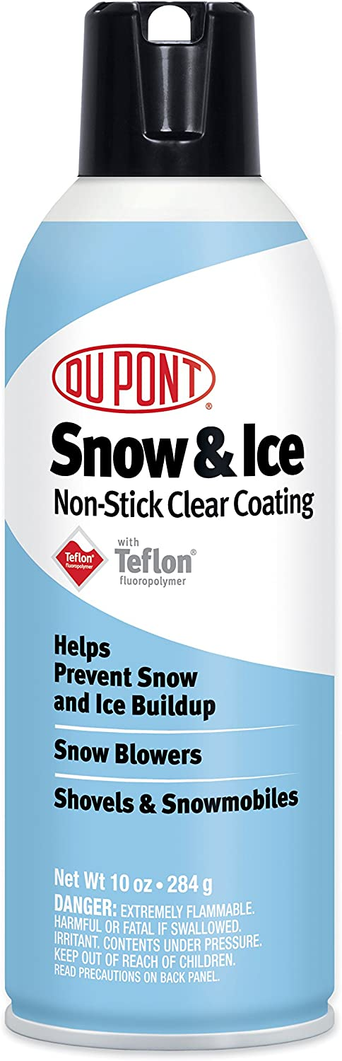 DuPont Teflon Snow and Ice Repellant, 10-Ounce
