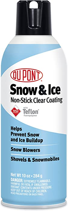 The Best Non Stick Spray For Snow Blowers