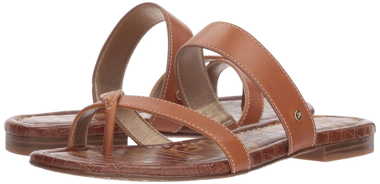 Sam Edelman Women's Bernice Slide Sandal B078HNXSZF 5.5 B(M) US|Saddle Leather