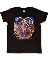 Womens T-Shirt : POISON