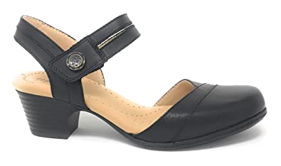 468215adc Clarks Women s Valarie Rally Heeled Sandal  Amazon.co.uk  Shoes   Bags