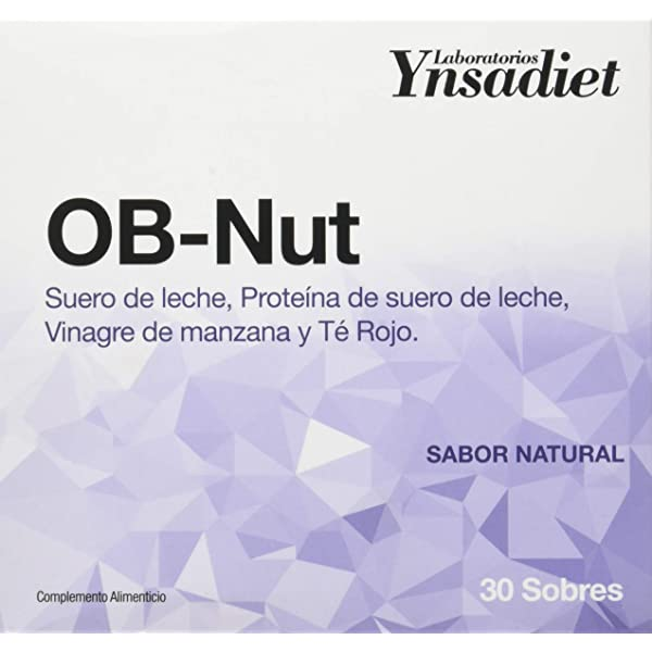 Ynsadiet Ob- Nut 30Sob 200 g: Amazon.es: Salud y cuidado personal