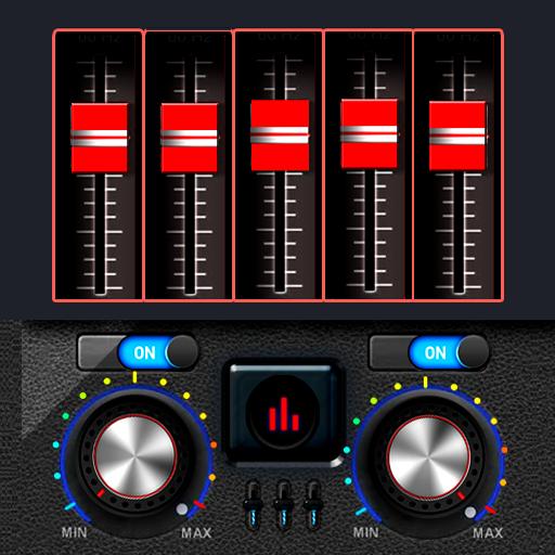 Set Instrument Player (Volume Bass Booster)