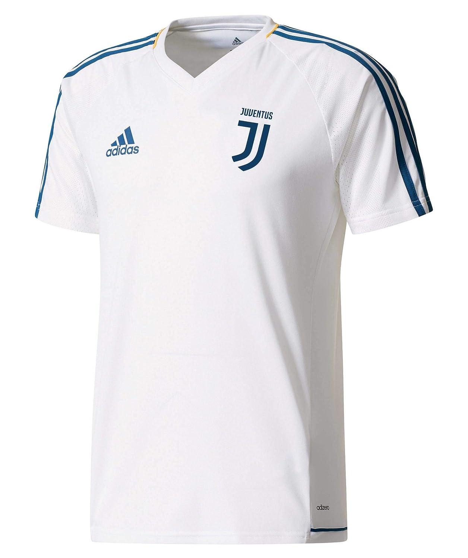 adidas Juve TRG JSY Camiseta Entrenamiento Juventus 2017-2018 ...