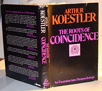 The Roots of Coincidence: An Excursion into Parapsychology