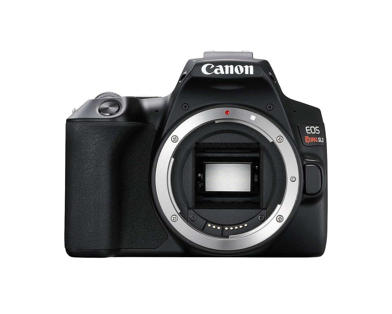 Canon EOS Rebel SL3/EOS 250D Review