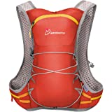 Mardingtop Hydration Pack Running Backpack for Trail Water Biking Walking Hiking Bicycle Cycling Ultralight Running Race Vest