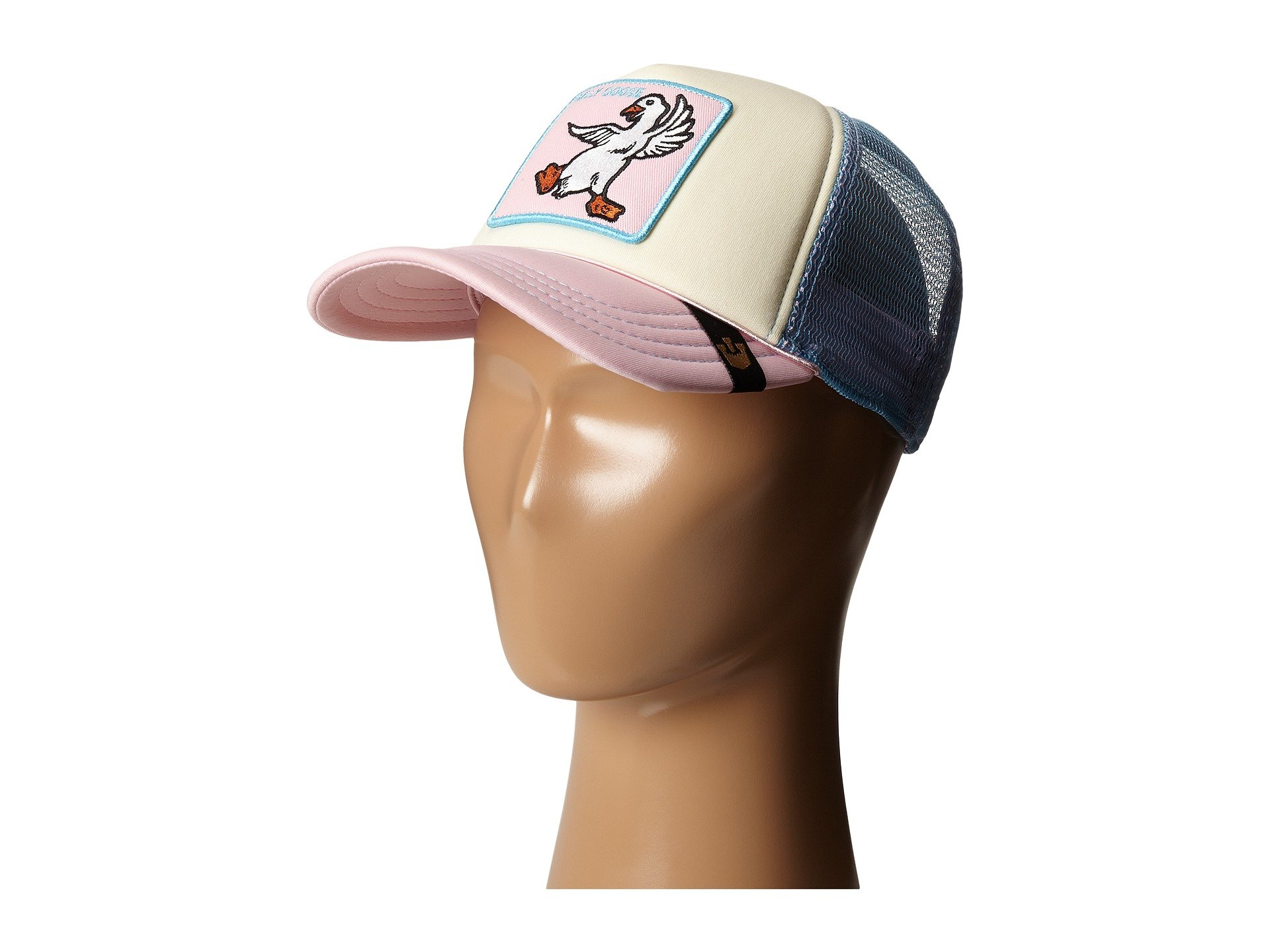 Goorin Brothers Animal Trucker Hat - Kids' Silly Goose, One Size