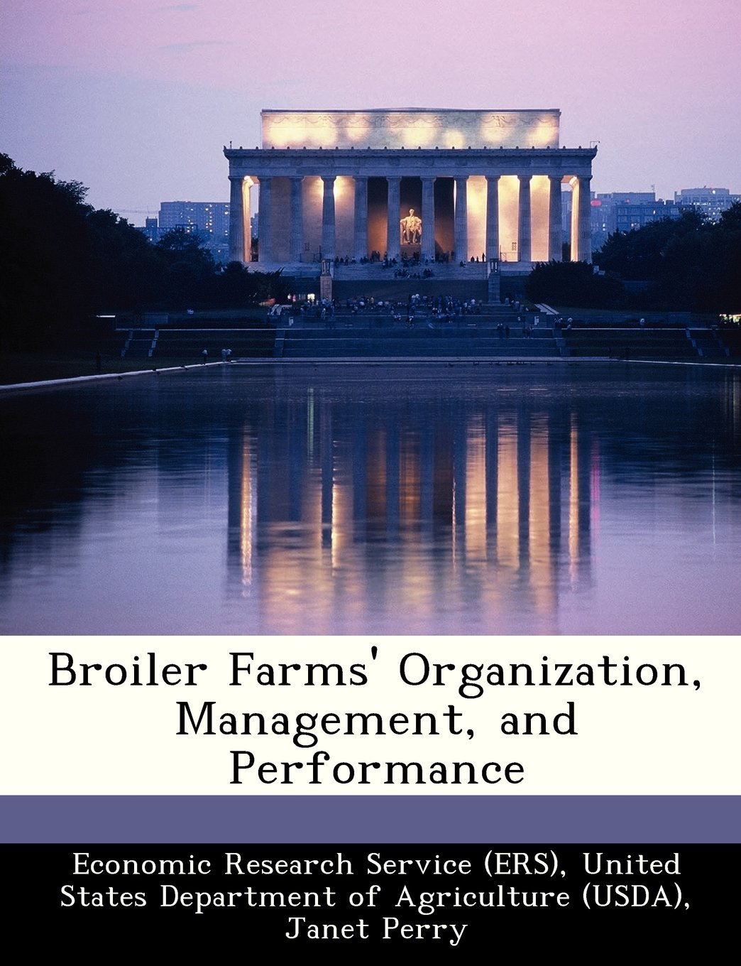 Read Online Broiler Farms' Organization, Management, and Performance ebook
