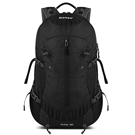 1c6c251ad6 Amazon.com   Gonex 35L Hiking Backpack Mountaineering Bag