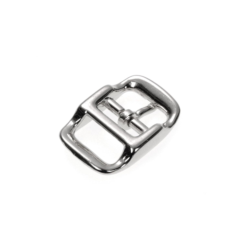 Marke Belt Ganzoo G/ürtelschnalle aus Edelstahl Breite G/ürtel 16mm G/ürtelschnallen f/ür Damen und Herren 5 St/ück im Set Dornschliesse Paracord 550 buckle in silber max