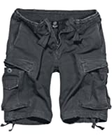 Brandit Vintage Shorts Vintage Shorts anthrazit