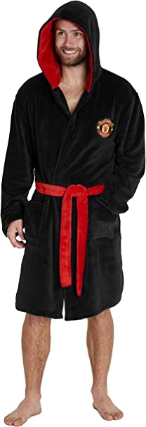 Manchester United FC Dressing Gown