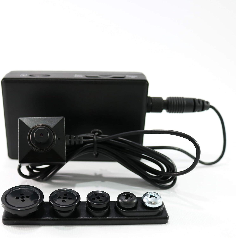 Lawmate PV-500 Neo DVR WiFi con BU-18Neo cámara de botón Full HD ...