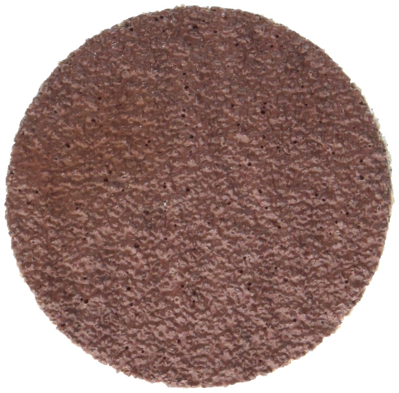 United Abrasives-SAIT 50271 SAIT-Lok-R 3AX 2-Inch 36X Laminated Disc, 100 Pack