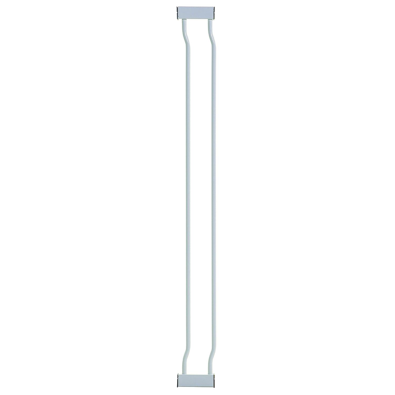 Dreambaby Extensión 9 cm para la Barrera de Seguridad Liberty Extra Alta, blanca Tee Zed F1965