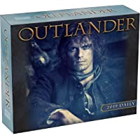 2019 Outlander Boxed Daily Calendar: By Sellers Publishing