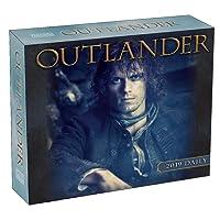 Outlander Boxed Daily Calendar 2019
