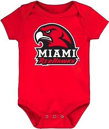 Future Tailgater Miami Ohio Redhawks Baby Toe Booties