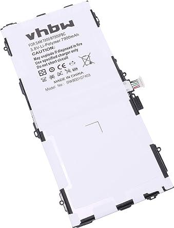 Akku f/ür Samsung SM-T800 3,8V Li-Polymer
