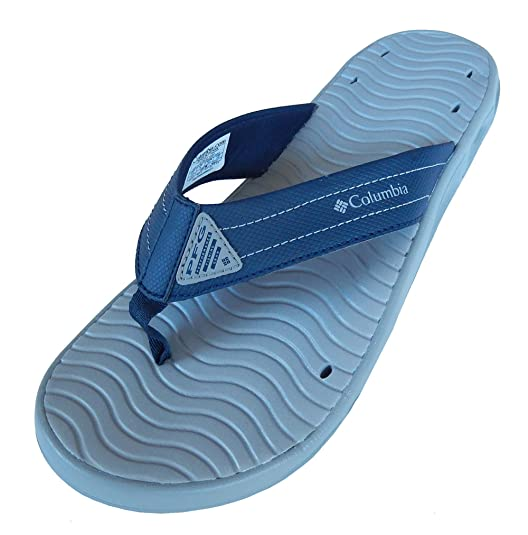 Columbia Men's Vent Cush Flip Synthetic, Rubber Casual Sandals