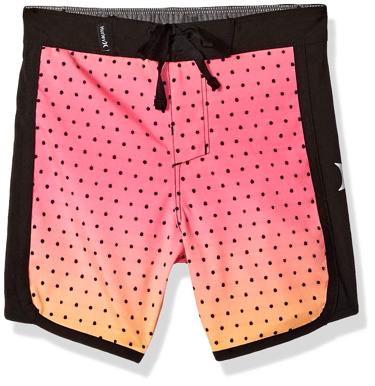 Hurley Toddler Boys' Stretch Board Shorts, Hyper Pink, 3T