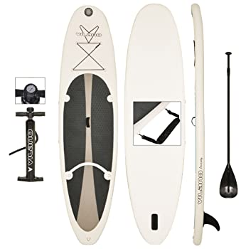 Vilano Journey Inflatable Stand Up Paddle Board