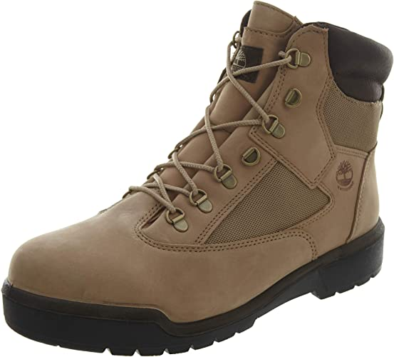 : Timberland 6 inch campo para hombre, impermeable