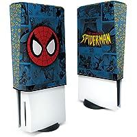 Capa Anti Poeira PS5 Vertical - Homem-Aranha Spider-Man Comics