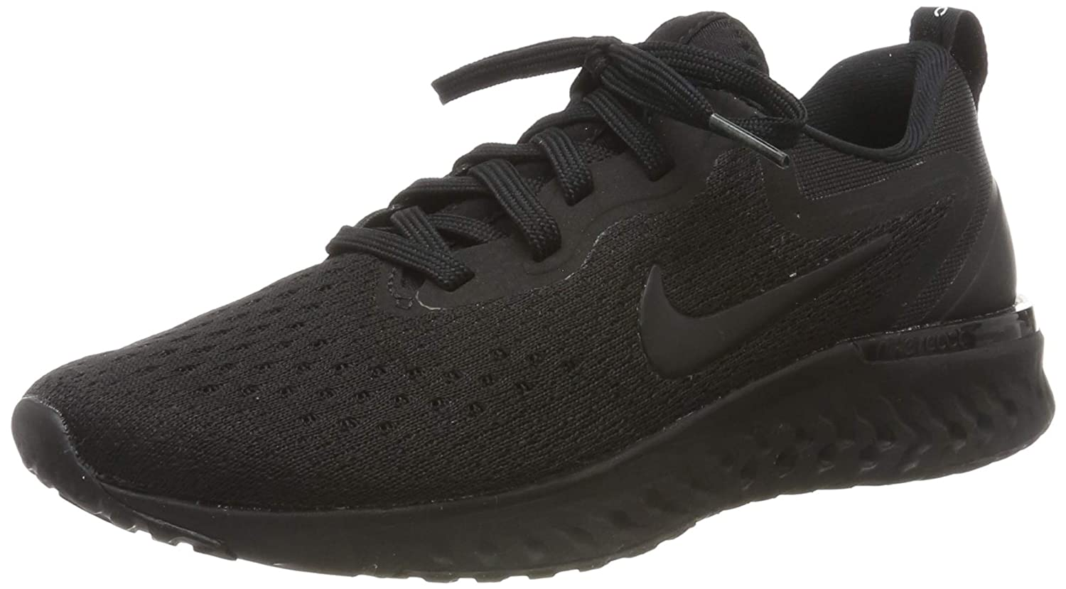 Black Black Nike Women's Odyssey React Running shoes