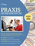 Praxis Core Study Guide 2020-2021: Praxis Core Academic Skills for Educators Test Prep Book with Reading, Writing, and…