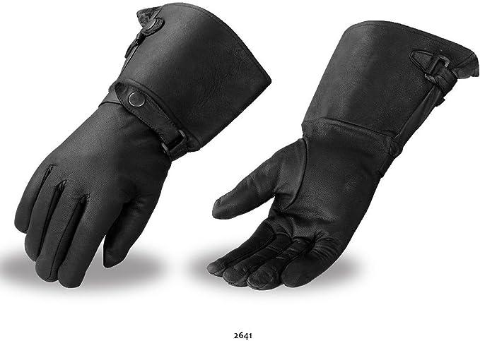 Neu Sommer Winter Leder Stulpenhandschuhe Motorrad Motorrad Handschuhe Leder Xxl Sport Freizeit