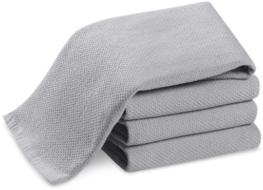 All Purpose Pantry Towels, Set of 4, Drizzle | Williams-Sonoma