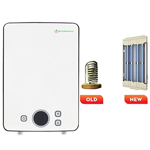 SioGreen IR260 POU Electric Hot Tankless Water Heater