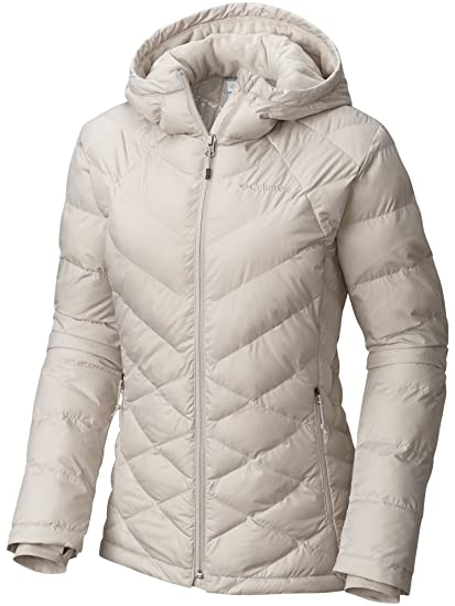 Amazon.com  Columbia Women s Heavenly Hooded Jacket 959440fc9f