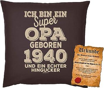 Geschenkideen 24er Allerlei Geburtstag 80 Ddr Geschenk Opa
