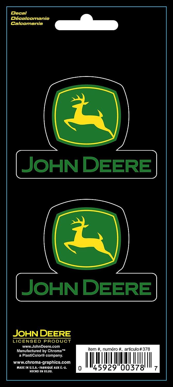Chroma 000378 Stick-Onz 'John Deere' Decal